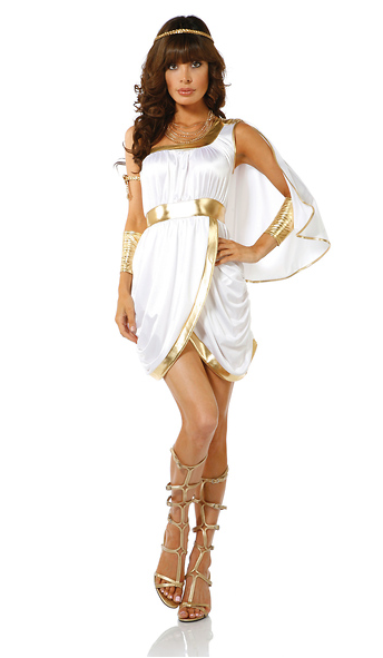 Immortal Beauty Sexy Goddess Costume - Rumor Apparel