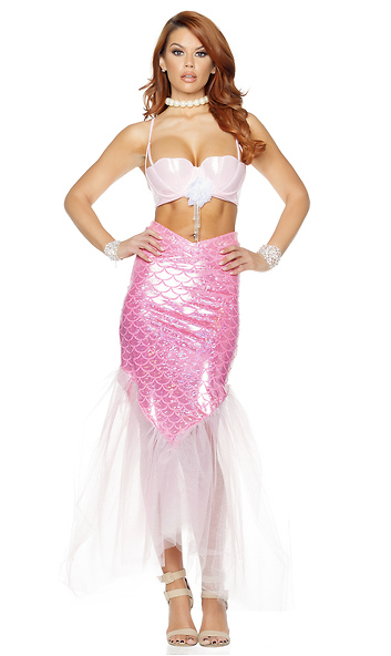 Dainty Dip Sexy Mermaid Costume - Rumor Apparel