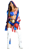 Get 'Em Champ Sexy Boxer Costume - Rumor Apparel