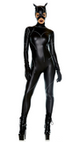 On The Prowl Sexy Cat Villain Costume - Rumor Apparel