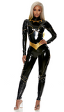 Bad Blood Super Sexy Super-Villain Comic Book Character Costume - Rumor Apparel