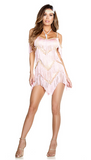 Flap Dance Sexy Flapper Costume - Rumor Apparel