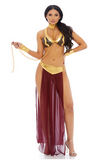 Slave For You Sexy Galaxy Movie Character Costume