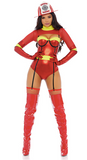 Light My Fire Sexy Firefighter Costume - Rumor Apparel