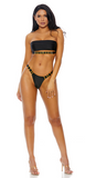Black Cali Bikini Set - Rumor Apparel