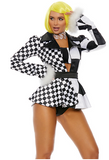Money Moves Sexy International Superstar Costume - Rumor Apparel