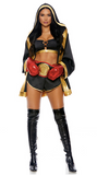 TKO Sexy Boxer Costume - Rumor Apparel