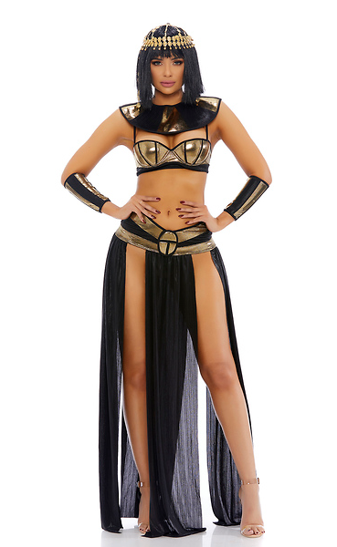 Forplay Pharaoh To You Sexy Cleopatra Costume