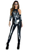 Opulent Outline Sexy Skeleton Costume - Rumor Apparel
