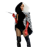 DeVilish Sexy Storybook Villain Costume - Rumor Apparel