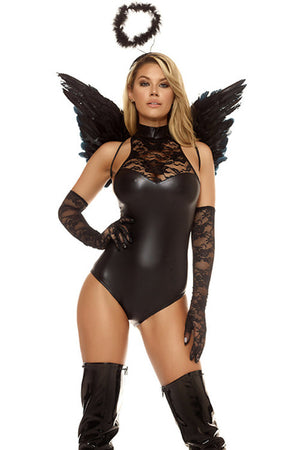 Mischief Dark Angel Costume - Rumor Apparel