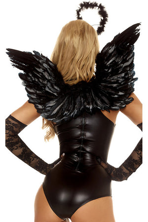Feather Angel Wings for Costumes - Rumor Apparel