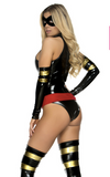 Haute Hero Sexy Costume - Rumor Apparel