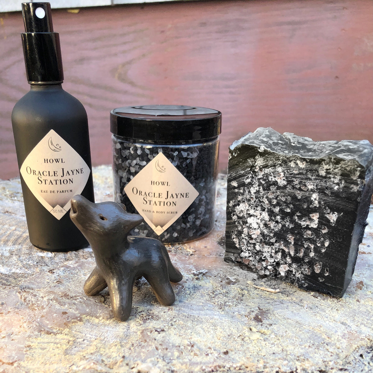 HOWL Hand & Body Bar Soap