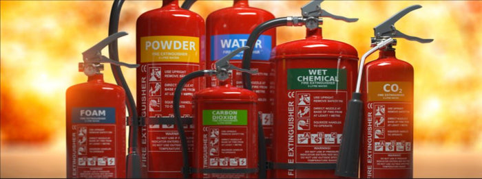 A History of Fire Extinguishers