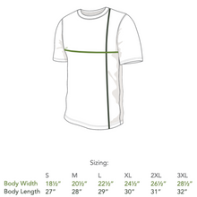 Load image into Gallery viewer, Unisex White T-Shirt