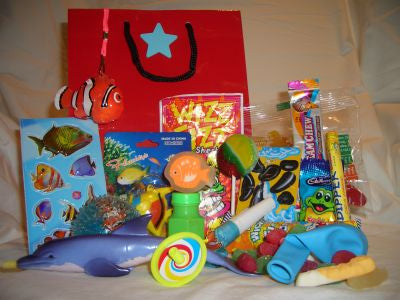 Under the Sea Show Bag