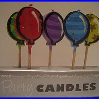 Balloon Pick Candles