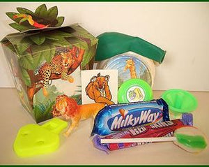 Jungle Friends Lolly Box