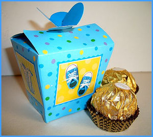 Baby Boy Mini Box