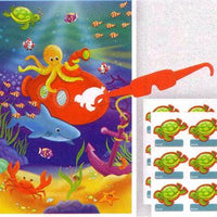 Under the Sea Party Game