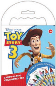 Toy Story 3 Carry Along Activity Pack