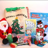 Christmas Deluxe Tote Lolly Bag