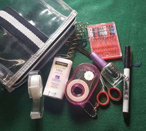 Wedding Day Emergency Kit Items You Will Want To Have!