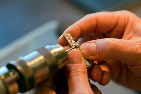 jewelry repair shop