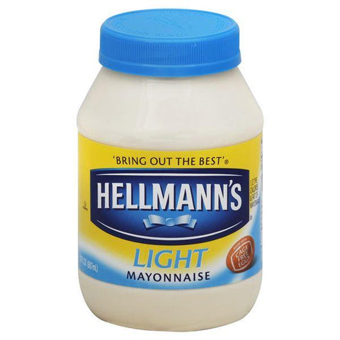 Hellmanns Mayonnaise, Light