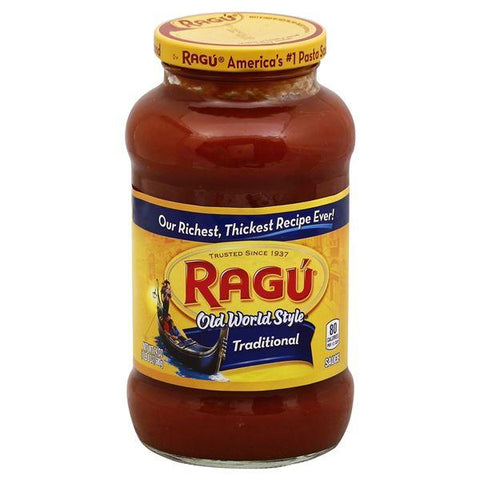 Ragu Old World Style Sauce, Traditional