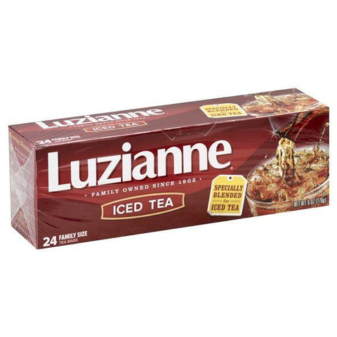 Luzianne Iced Tea, Family Size Bags