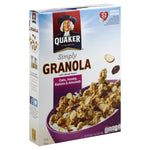 Quaker Simply Granola, Oats, Honey, Raisins & Almonds