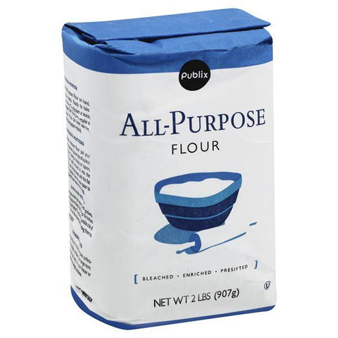 Publix Flour, All-Purpose, 2 lb