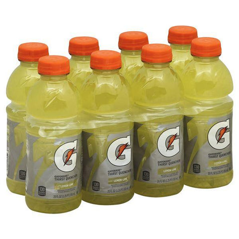 Gatorade G Series Thirst Quencher, Perform, Lemon-Lime, 20 oz