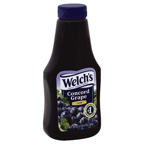Welchs Jam, Concord Grape