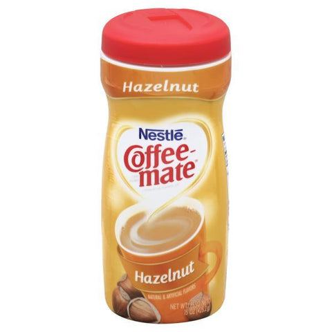 Coffee Mate Powder Coffee Creamer, Hazelnut