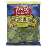 Fresh Express Spinach, Baby