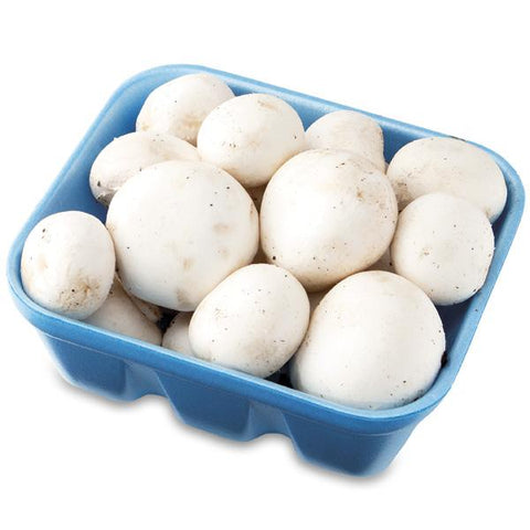Publix White Mushrooms, Whole