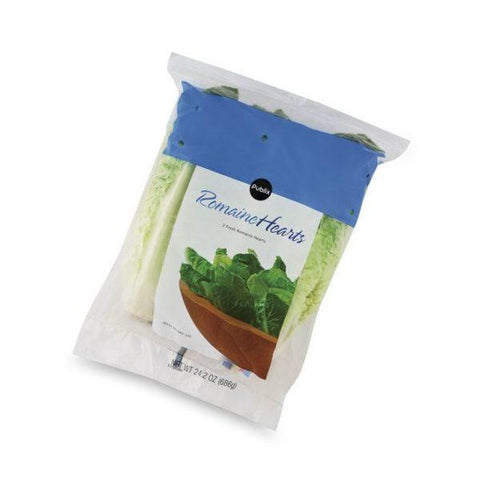 Publix Romaine Hearts, 3 ct Bag