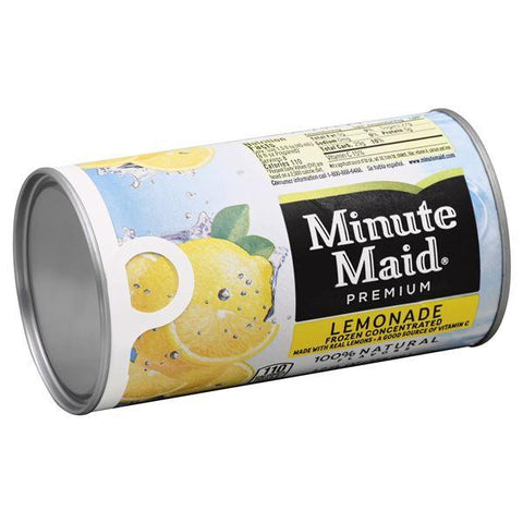 Minute Maid Premium Lemonade, Frozen Concentrated