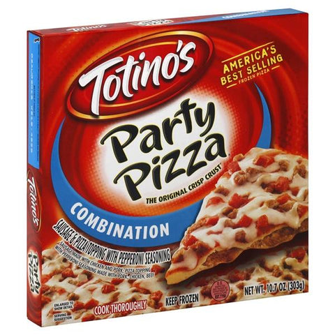 Totinos Party Pizza, Combination