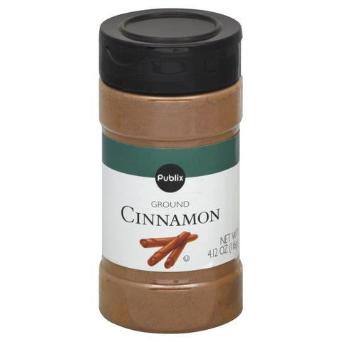Publix Cinnamon, Ground