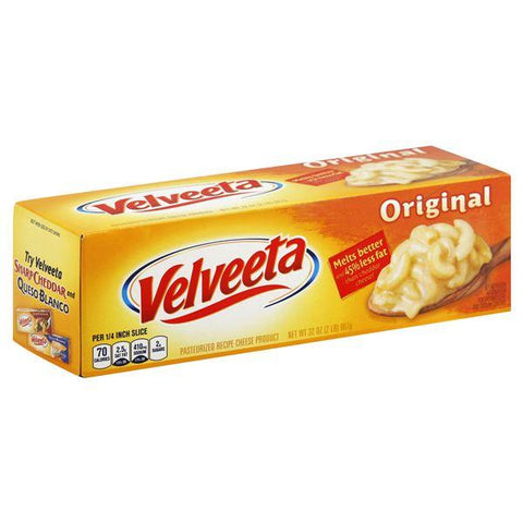 Velveeta Cheese, 2 lb