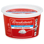 Breakstones Cottage Cheese, Large Curd, 2% Milkfat, Lowfat