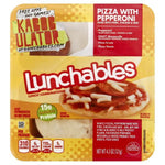 Lunchables Lunch Combinations, Pizza with Pepperoni