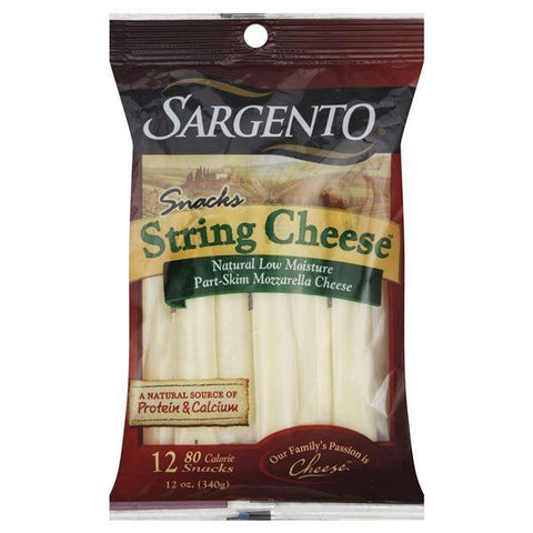 Sargento Snacks String Cheese