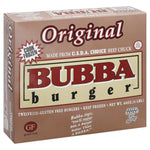 Bubba Burgers, Original, 12ct