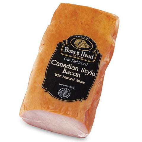 Boar's Head Canadian-Style Bacon