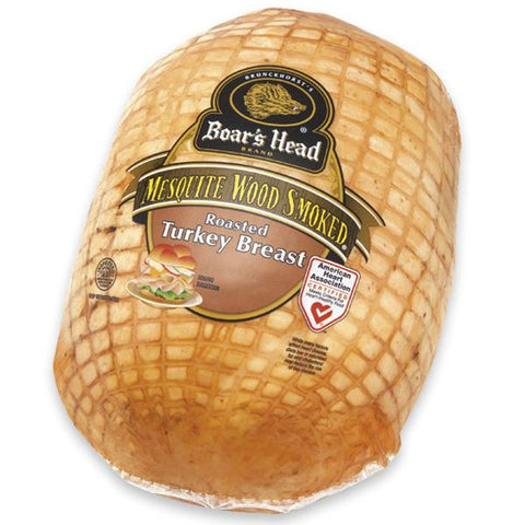 Boar's Head Mesquite Wood Smoked ® Turkey Breast
